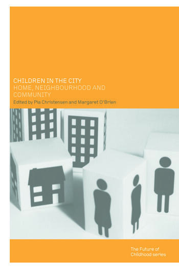 Children in the City Home Neighbourhood and Community book cover