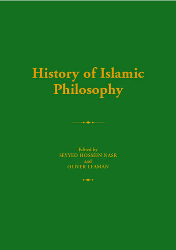 History of Islamic Philosophy book cover