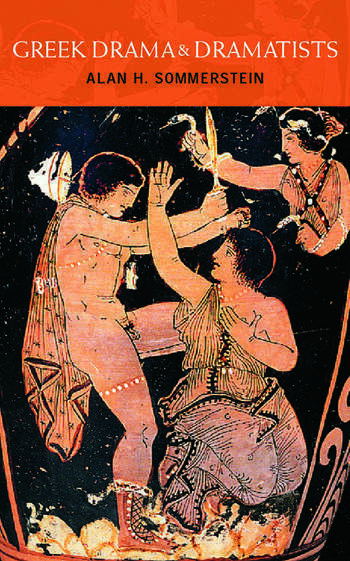 Greek Drama and Dramatists book cover