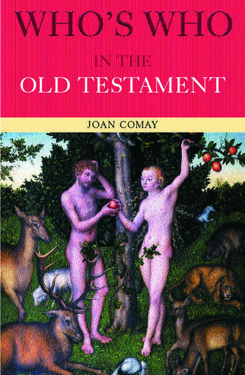 Who's Who in the Old Testament book cover