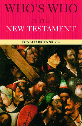 Who's Who in the New Testament book cover