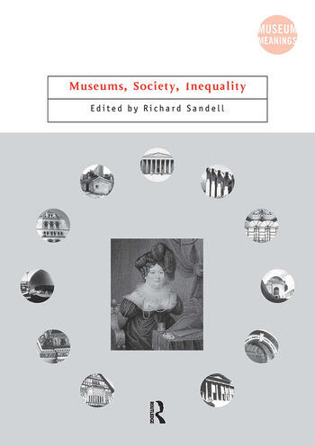 Museums, Society, Inequality book cover