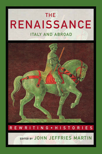 The Renaissance Italy and Abroad book cover