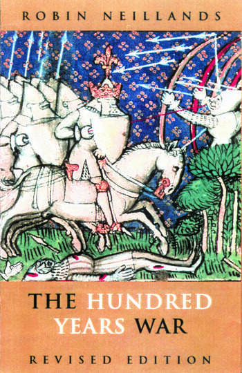 The Hundred Years War book cover