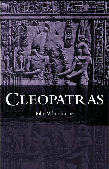 Cleopatras book cover