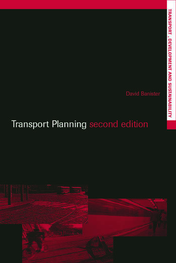 Transport Planning book cover