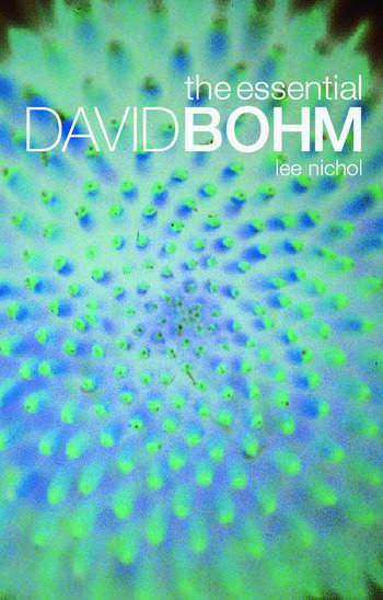 The Essential David Bohm book cover