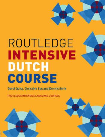 Routledge Intensive Dutch Course book cover