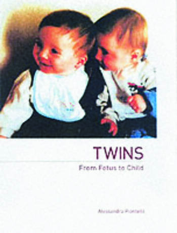 Twins - From Fetus to Child book cover
