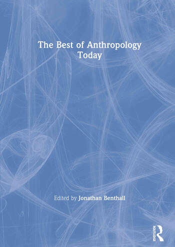 The Best of Anthropology Today book cover