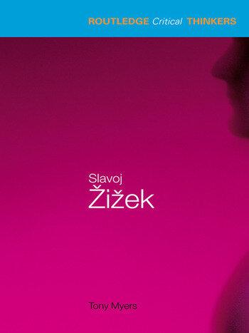 Slavoj Zizek book cover