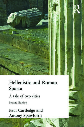 Hellenistic and Roman Sparta book cover