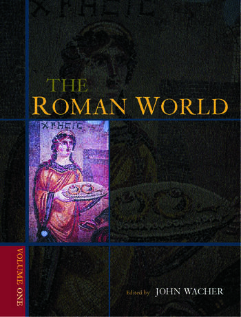 The Roman World book cover
