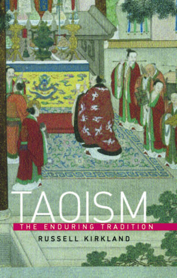 Taoism The Enduring Tradition book cover