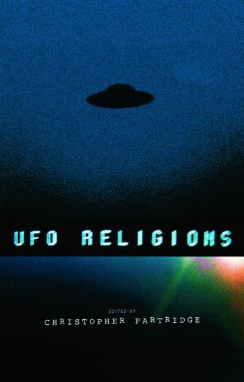UFO Religions book cover