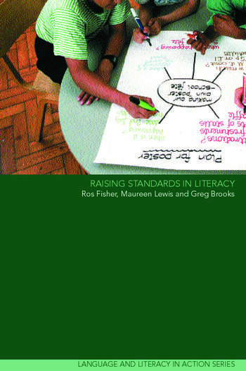 Raising Standards in Literacy book cover