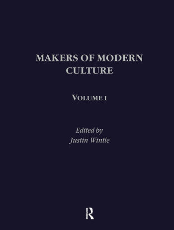 Makers of Modern Culture book cover