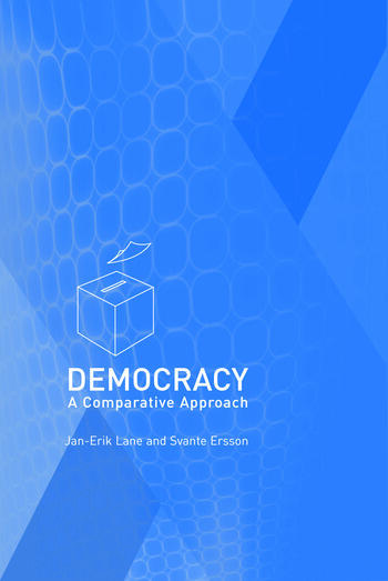 Democracy A Comparative Approach book cover