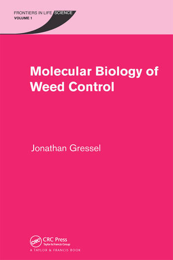Molecular Biology of Weed Control book cover