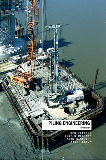 Piling Engineering book cover