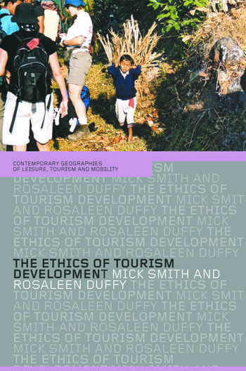 The Ethics of Tourism Development book cover