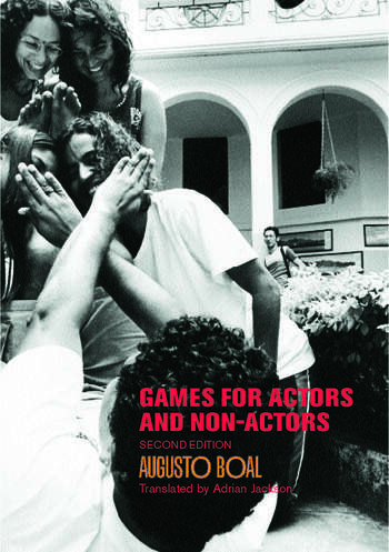 Games for Actors and Non-Actors book cover