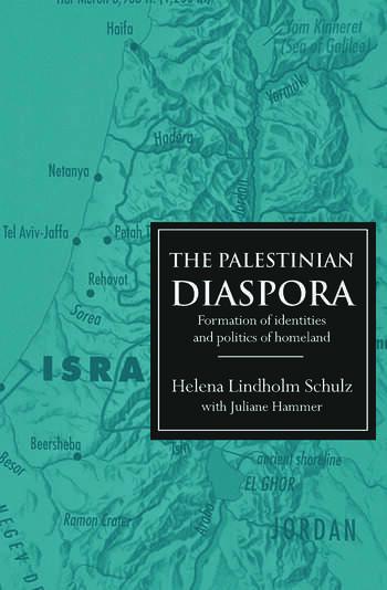 The Palestinian Diaspora book cover