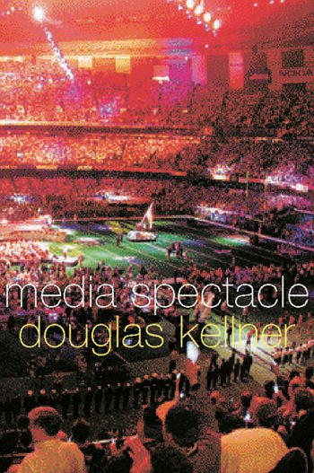 Media Spectacle book cover