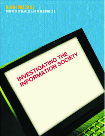 Investigating Information Society book cover