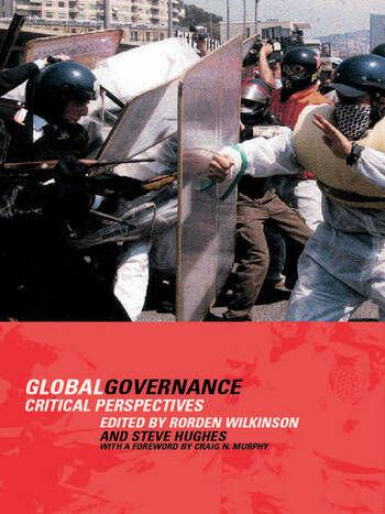 Global Governance Critical Perspectives book cover