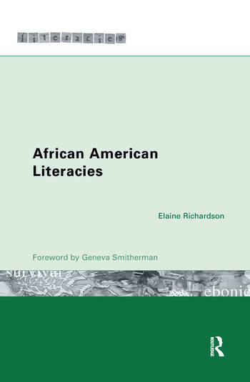 African American Literacies book cover