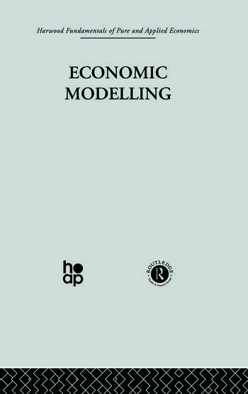 H: Economic Modelling book cover