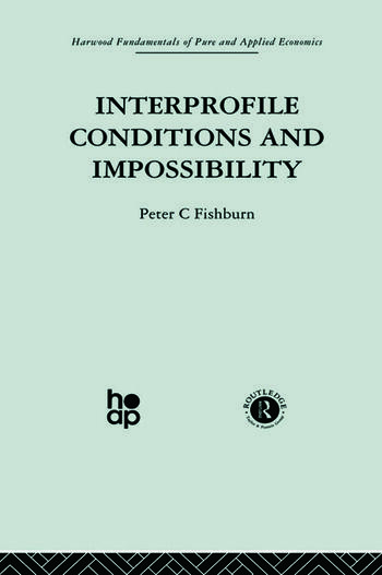 Interprofile Conditions and Impossibility book cover