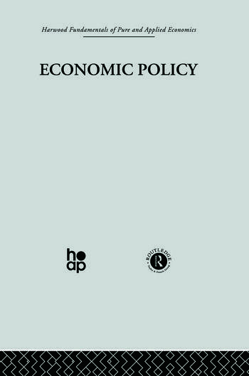 N: Economic Policy book cover