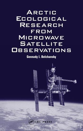 Arctic Ecological Research from Microwave Satellite Observations book cover