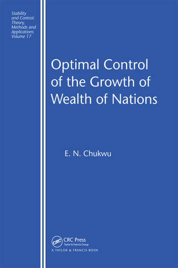 Optimal Control of the Growth of Wealth of Nations book cover