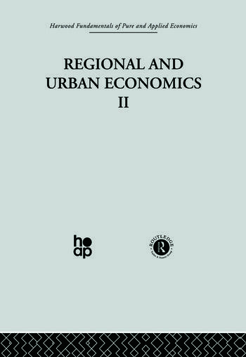 R: Regional and Urban Economics II book cover