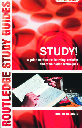 Study! A Guide to Effective Learning, Revision and Examination Techniques book cover