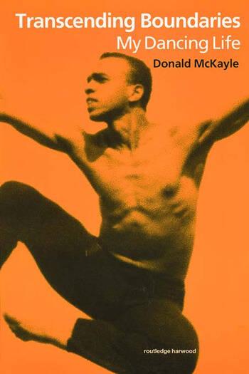 Transcending Boundaries My Dancing Life book cover