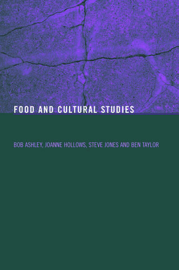 Food and Cultural Studies book cover