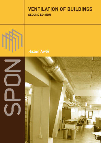 Ventilation of Buildings book cover