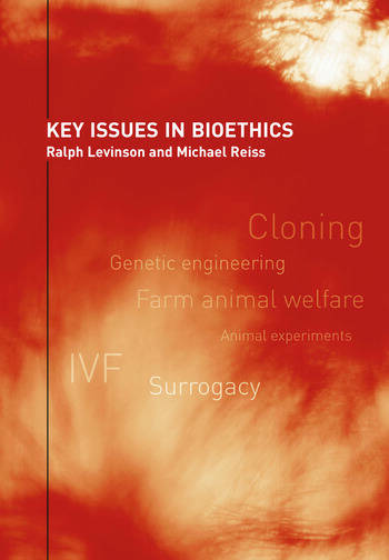 Key Issues in Bioethics A Guide for Teachers book cover