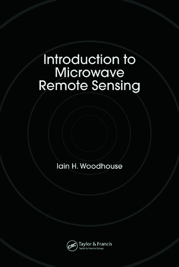 Introduction to Microwave Remote Sensing book cover