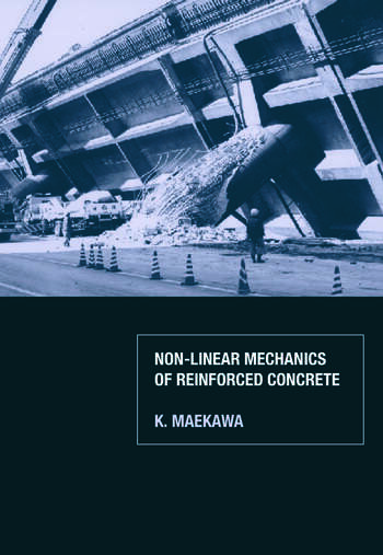 Non-Linear Mechanics of Reinforced Concrete book cover