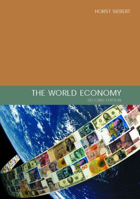 The World Economy book cover