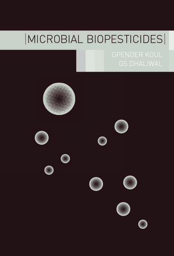 Microbial Biopesticides book cover