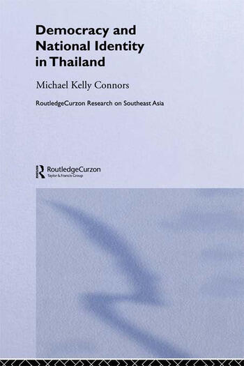Democracy and National Identity in Thailand book cover