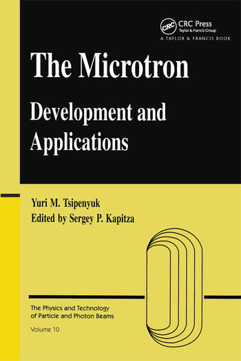 Microtron Development and Applications book cover