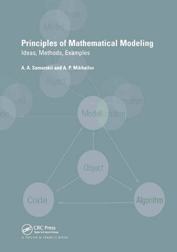 Principles of Mathematical Modelling Ideas, Methods, Examples book cover