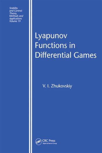 Lyapunov Functions in Differential Games book cover
